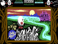 Dizzy - The Ultimate Cartoon Adventure - Plus/4