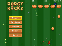 Dodgy Rocks - Amiga