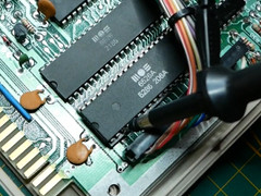 Dr.64 - Joystick port repair