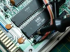Dr.64 - Joystick port reparatie