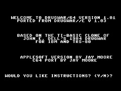Drugwar64 - C64