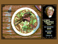 Drunken Chopsticks - C64
