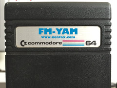 FM-YAM - C64