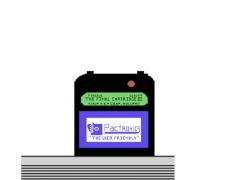 Final Cartridge Demo - C64