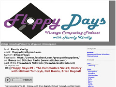 Floppy Days - Podcast #79