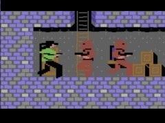 Fort Django v1.1 - C64