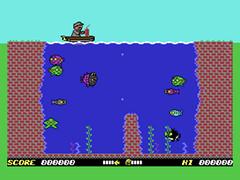 Freaky Fish DX - C64