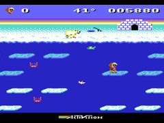 Frostbite - C64