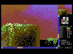 FunkPaint 0.45d- C64