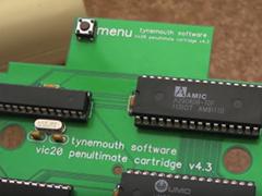 GadgetUK164 - VIC20 Penultimate Cartridge