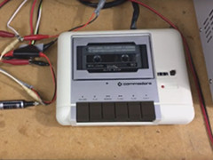 Commodore Pet Tape Recovery