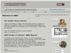 Gamebase 64 - v17