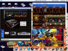 GenesisPlus - MorphOS