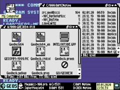 GeoDesk64 - C64