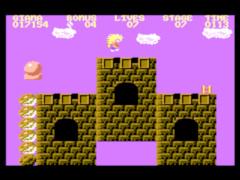 Giana Adventure 4 - C64