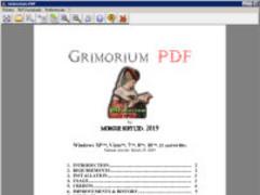 Grimorium PDF - Amiga