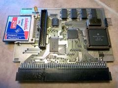 HC508 Amiga 500 accelerator card