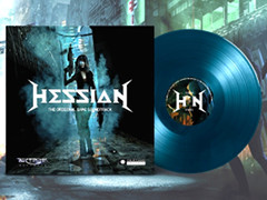 Hessian: C64 game music on vinyl