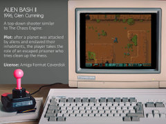 It's a Pixel Thing - Amiga PD games