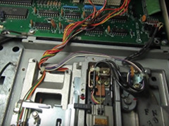 Iz8dwf - Commodore 128D (1571) repair