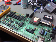Jan Beta - C64 repair