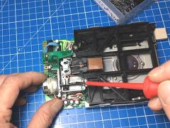 Chinon FB354 repair - Jan Beta