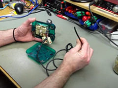 Jan Beta - Joystick reparieren