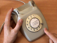 Jan Derogee - Rotary Dial Webbrowser