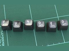 C64 keycaps