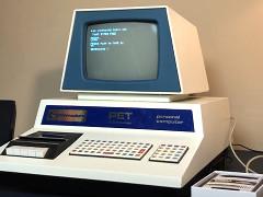 Jim64's 8-Bit projects - PET 2001