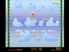 Jump Besi Jump - Amiga