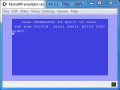 Commodore News Page - News: Emulator - 1