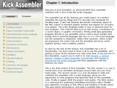 Kick Assembler v4.16