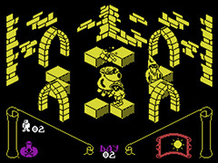 Knight Lore - Plus/4