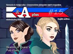 Komoda & Amiga Plus #15