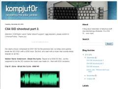 C64 SID shootout