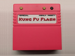 Kung Fu Flash cartridge