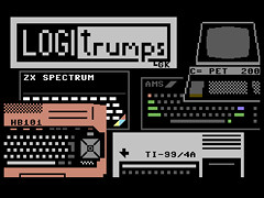 LOGITrumps Ultimate - C64