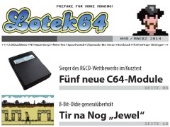 Commodore News Page - News: C64 - 27