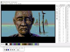 Luigi Di Fraia - C64 Raster Effect Editor