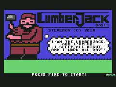 LumberJack Basic - C64