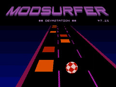 ModSurfer - Amiga