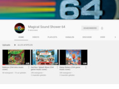 Magical Sound Shower 64