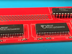 Mark Fixes Stuff - Amiga A600 Chip RAM Expansion