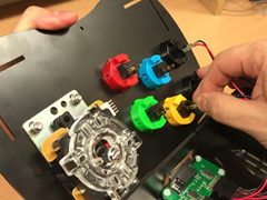 Mark Fixes Stuff - CD32 Joystick