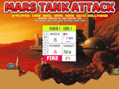 Mars Tank Attack - Amiga