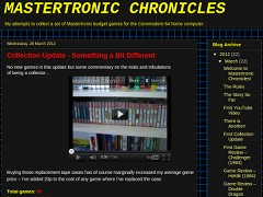 Mastertronic Chronicles