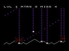 Meteor Wave - VIC20