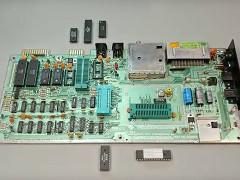 MindFlareRetro - ZIF sockets