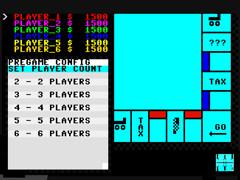 C64 - Monopoly